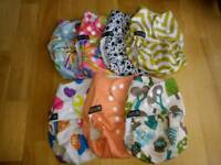 AMAZING Cloth nappies bundle - EVERYTHING INCLUDED