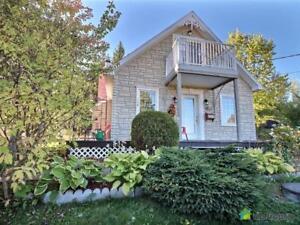125 000$ - Maison à un étage et demi à vendre à Sayabec