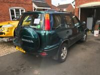 Honda CR-V spares or repairs