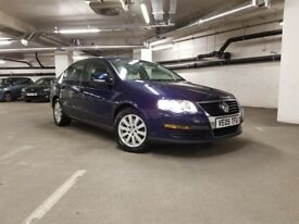VW PASSAT 1.9 TDI 2-OWNERS LOW MILES 113XXX IN PERFECT CONDITION