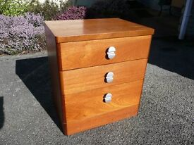 Chest of Drawers and Ottoman storage