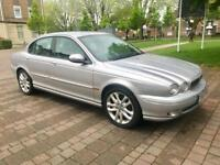 2003 Jaguar x type v6 sport 5 speed manual 1 year mot