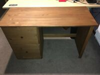 Desk and Chair in excellent condition