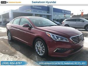 2015 Hyundai Sonata Limited Heated Seats - Navigation - Sunroof
