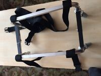 Almost brand new mobile massage trolley for sale