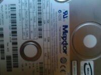 Hard drive n disc drive n floppy drive