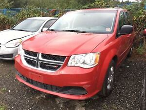2012 Dodge Grand Caravan LOADED