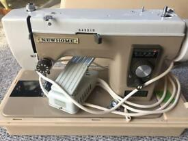 Janome Newhome sewing machine model 535
