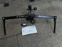 Refurbished Witter Flange Ball VW Golf Mk6 & Mk7 Towbar For Sale - Complete With Relay Kit