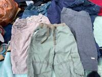 9-12 Month Various Brands Trouser / Clothes Bundle