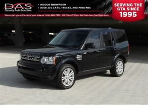 2010 Land Rover LR4 HSE NAVIGATION/PANORAMIC ROOF/7 PASS