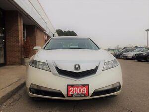 2009 Acura TL w/Nav Pkg Original owner