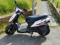 Kymco Moped 50cc 2017