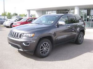 2017 Jeep Grand Cherokee Limited | REM Start | Lthr | Sunroof |