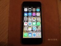 Apple iPhone 5s 16gb. Space grey. VGC. With charger