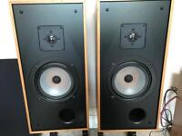 Rogers speakers ls7t plus stand