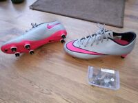 Nike Football Boots - Size 7.5