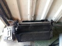 megane mk2 1.5dci radiator