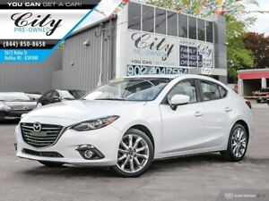2014 Mazda Mazda3 GT-SKY FULLY LOADED! BOSE! SUNROOF!