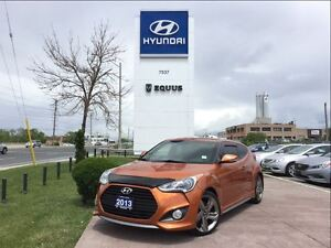 2013 Hyundai Veloster Turbo - WITH ALLOY WHEELS, KEYLESS ENTRY