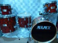 MAPEX DRUMS x 5