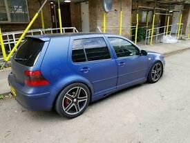 Volkswagen Golf MK4 GT TDi - Matte Blue - VW Golf