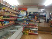 Convenience Store In East London