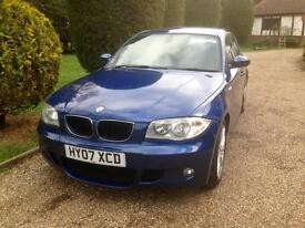 BMW 116 m sport 93000 fsh