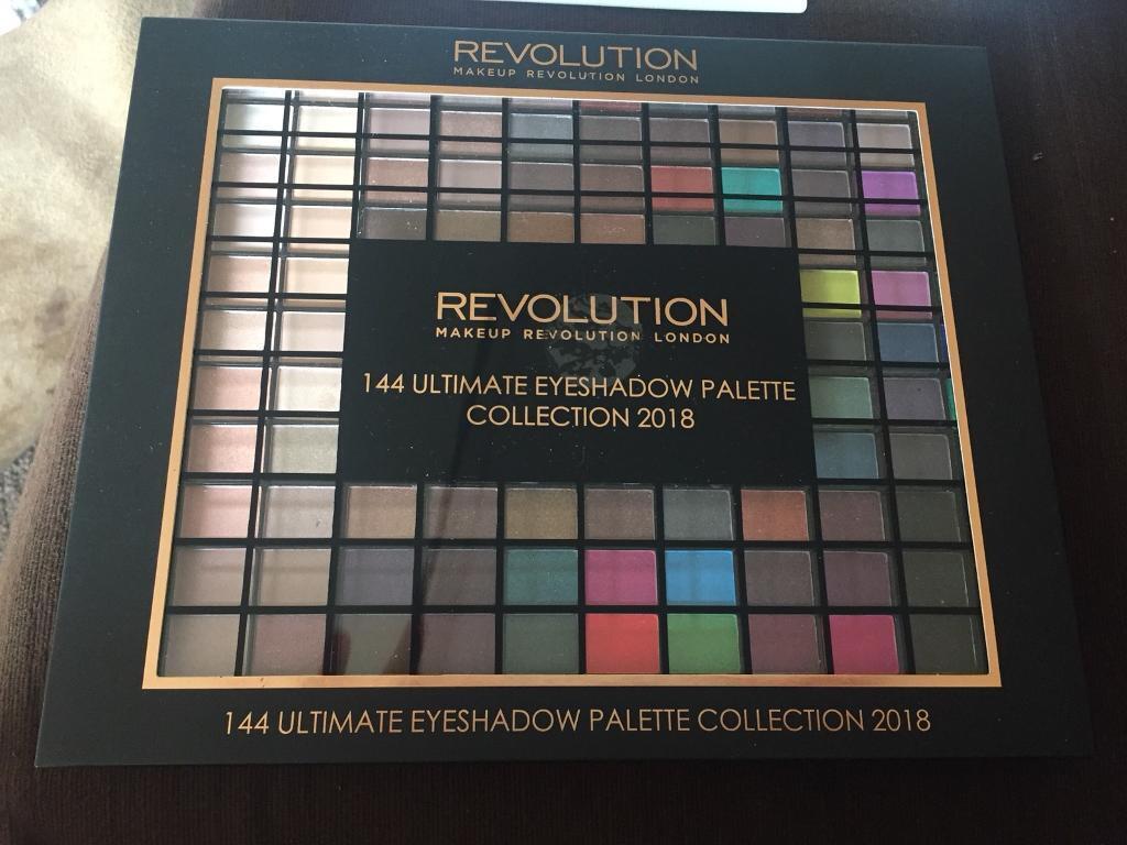Revolution make up palette brand new