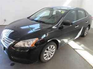 2013 Nissan Sentra SV! EXT WARRANTY! ONLY 49K! SAVE!