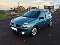 2004 Renault Clio 1.2 ##78,000miles##