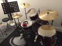 Drum Lessons - Neath
