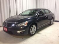 2014 Nissan Altima 2014 Altima SV with Sunroof, Alloy wheels $18