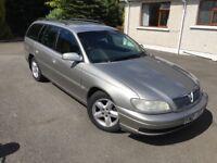 2003 Vauxhall omega cd Dti estate