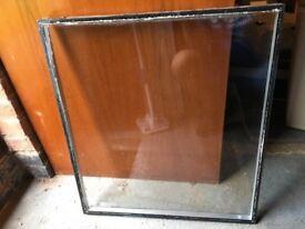 6 sealed units double glazed glass for windows