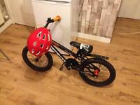 Boys bike suit 5/6 year old