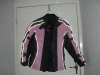 Ladies bike jacket, Duchinni