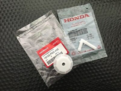 GENUINE OEM HONDA ACURA ENGINE COOLANT RECOVERY TANK CAP W/ JOINT -