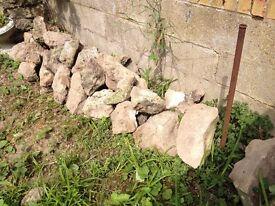 Good quality garden decorative rocks