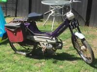 Barn find PUCH MAXI S