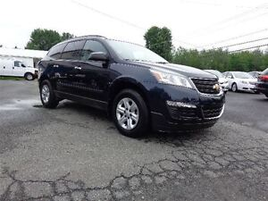 2017 Chevrolet Traverse LS AWD  A/C GR.ELEC. CAMERA CRUISE