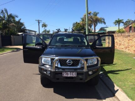 FOR SALE: 2012 Nissan Navara 4x4 ST Manual Turbo Diesel Dual Cab Marcoola Maroochydore Area Preview