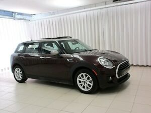 2017 MINI Clubman COOPER TURBO w/ MOONROOF, HEATED SEATS & BLUET