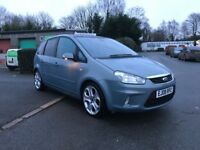 2008 Ford C-Max 1.8 TDCi Titanium, Top of the range, High Specification