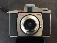 Kodak Brownie 44A Camera with Flasholder