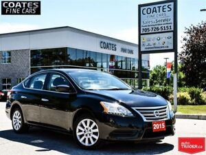 2015 Nissan Sentra 1.8~New Front Pads & Rotors~Clean Car Proof~