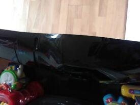 Children's sports car single bed