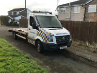 56 crafter lwb recovery truck may swap/px