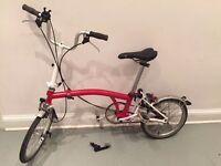 Amazing! Brompton Bicycle