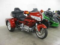 2010 Honda GL1800 Goldwing Trike